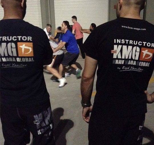 The Krav Maga Journey