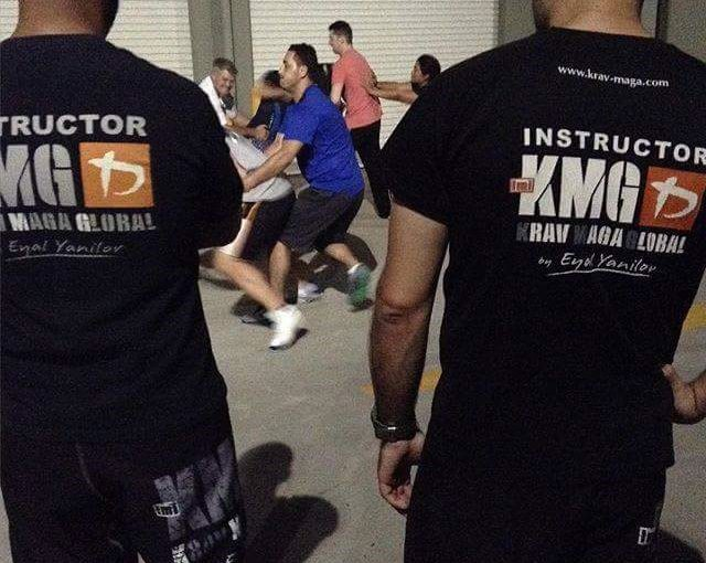 My Krav Maga Journey