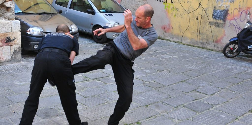 Human Weak Points for Self-Defence