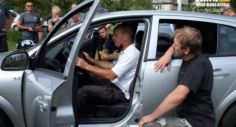 Carjacking and Road Rage